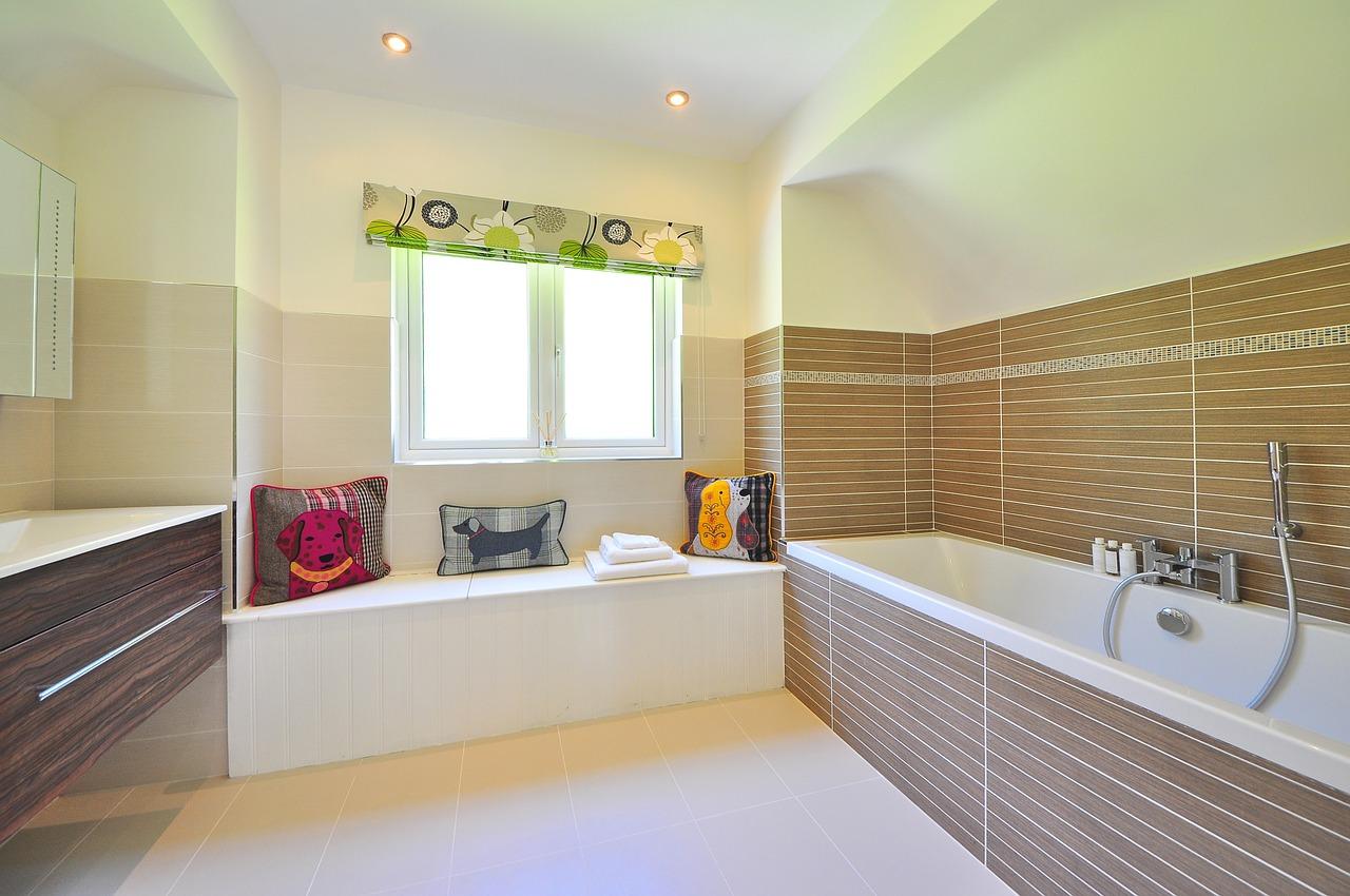Keď pohľad na nábytok v kúpeľni teší