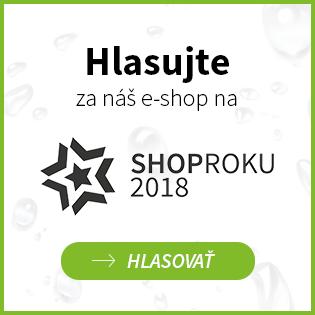 Hlasujte za nás v súťaži ShopRoku 2018