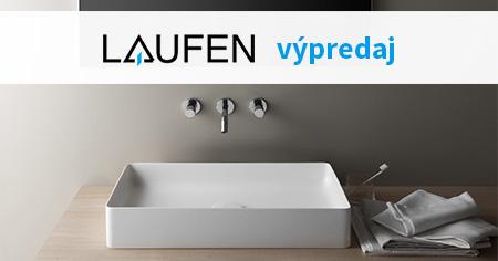 Výpredaj príslušenstva Laufen do kúpeľne