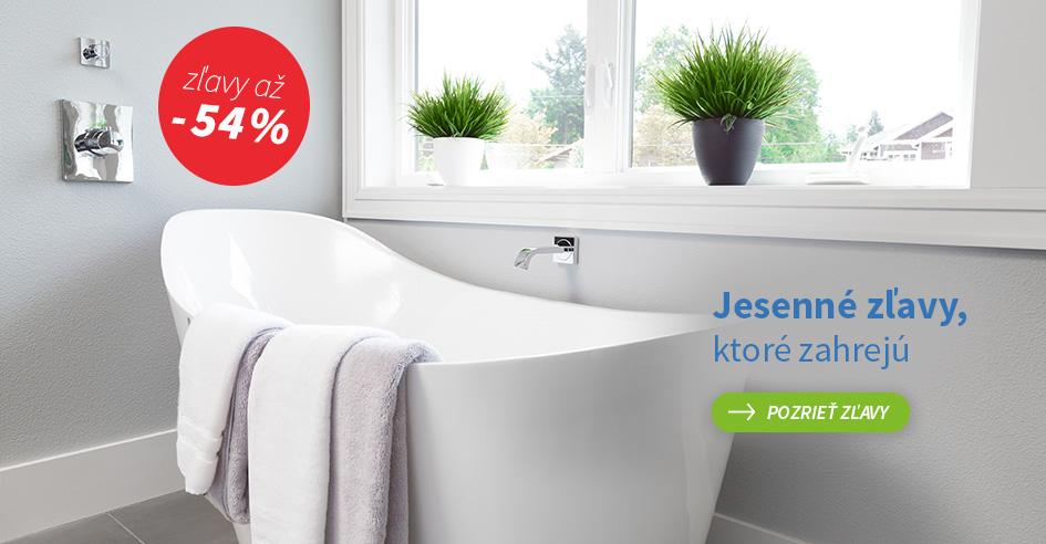 Jesenné zľavy až do - 54 % na Kuplenashop.sk