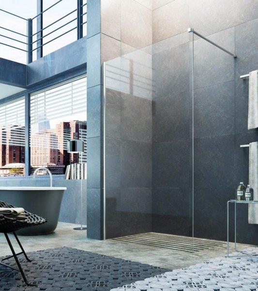 Glass sprchové kúty