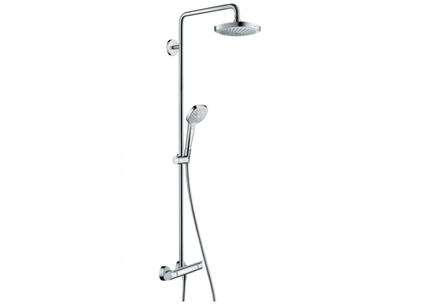 Sprchové systémy