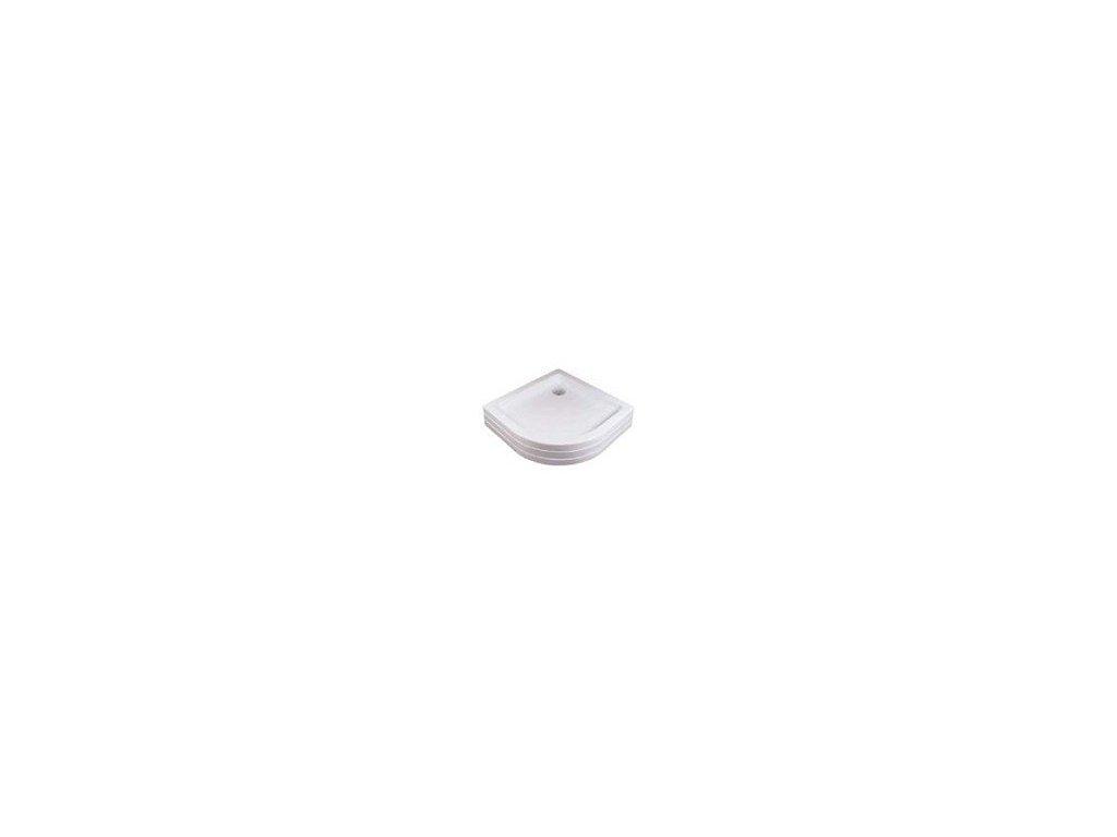 Ravak Ronda - PU 90 oblá akrylátová vanička
