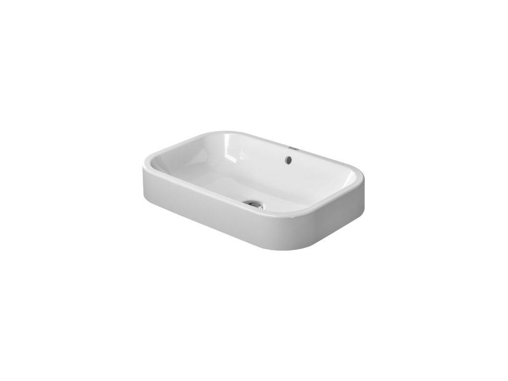 Duravit Happy D.2 - 2314600000 - umývadlová misa 60 x 40 cm