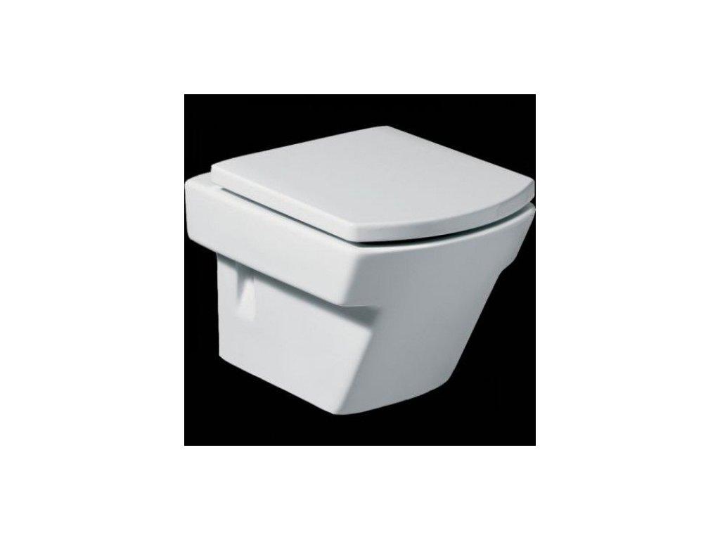Roca Hall - závesné WC, hlboké splachovanie 50 x 35,5 cm 7346627000