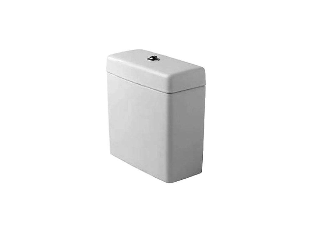 Duravit Happy D. - WC nádržka pre stojace WC Happy. D, 09100000 kupelnashop.sk