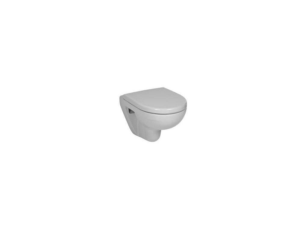 Jika Lyra Plus/Tigo - duroplastová wc doska s poklopom s antibakteriálnou úpravou príchytky z nerezu kupelnashop.sk