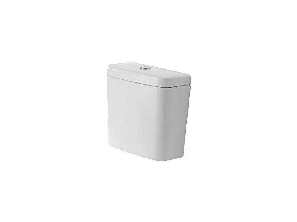 Duravit D-Code WC nádržka pre stojaté WC D-Code, 09270000 kupelnashop.sk
