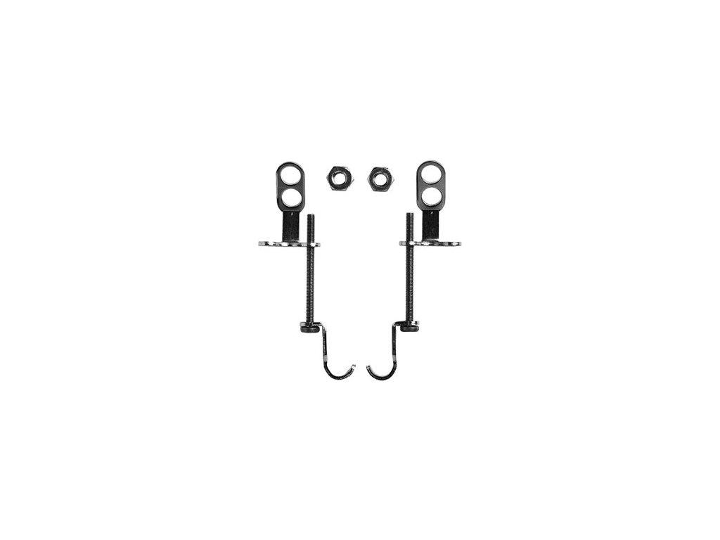 Duravit Starck 3 - Úchyt na polnohu Starck 3, 0055030 kupelnashop.sk