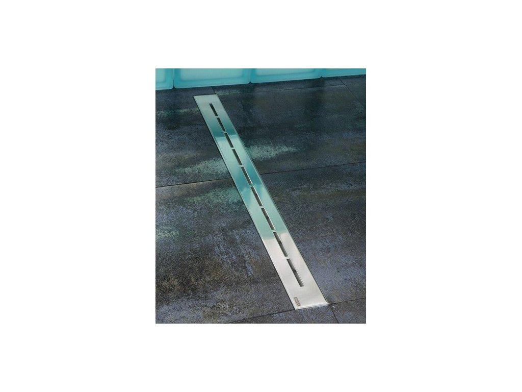 Ravak Runway - sprchový podlahový žľab 95 cm