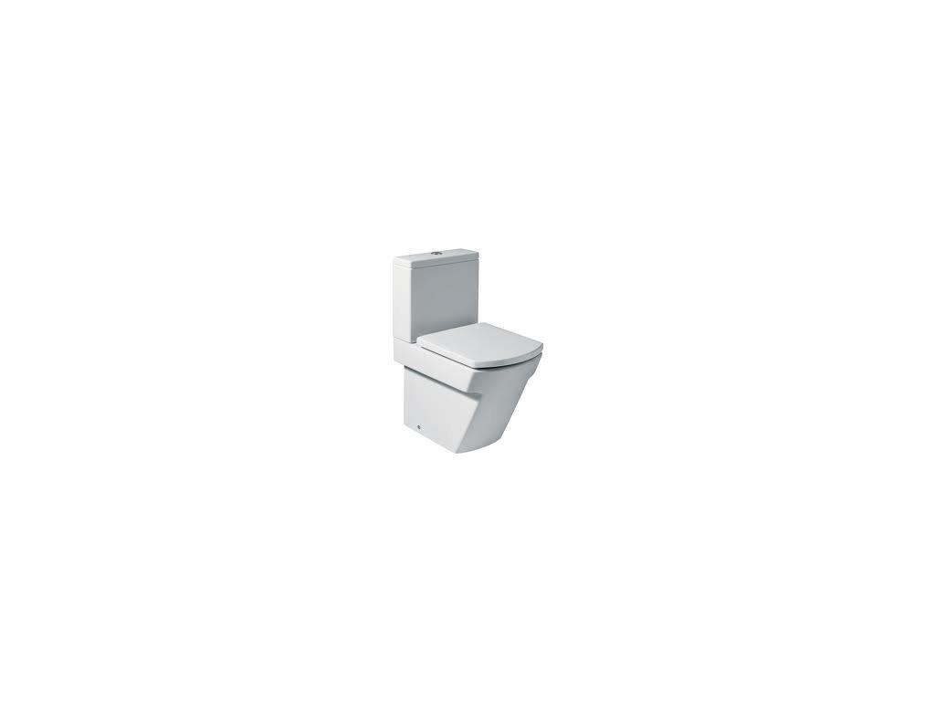 Roca Hall - stojace WC 355 x 595 mm, hlboké splachovanie 7342628000