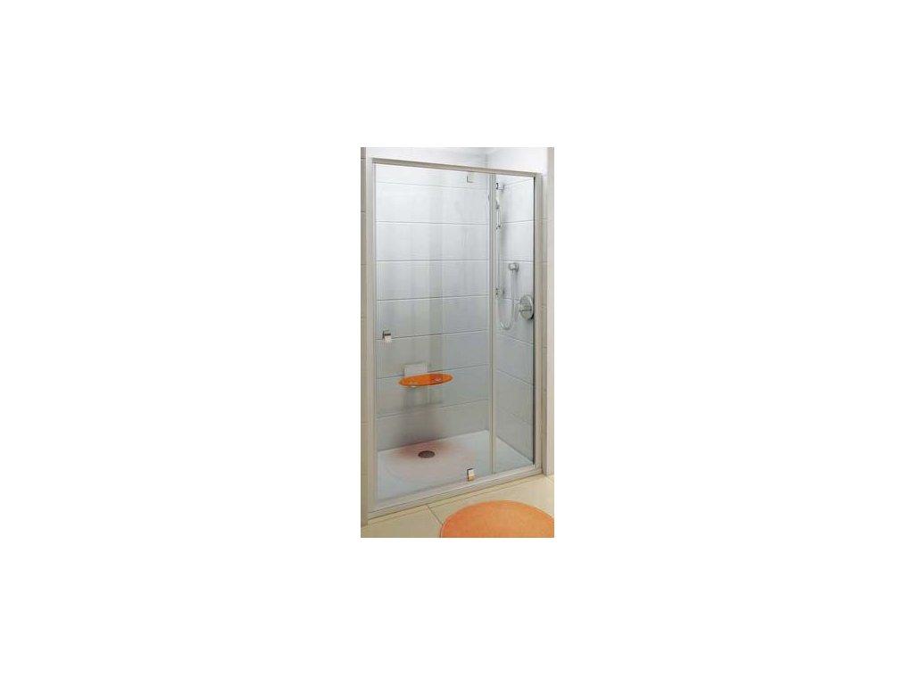 Ravak PDOP2 - 110 dvojdielne otočné sprchové dvere