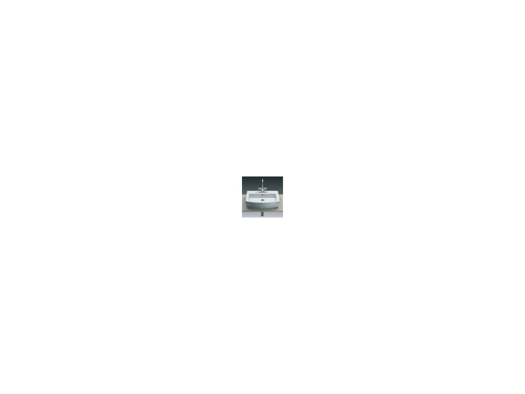 Roca Hall - umývadlo 55 x 48,5 cm 7327881000