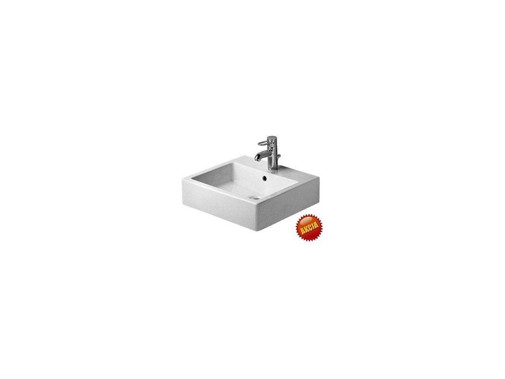 Duravit Vero - umývadlo 50 x 47 cm 045450