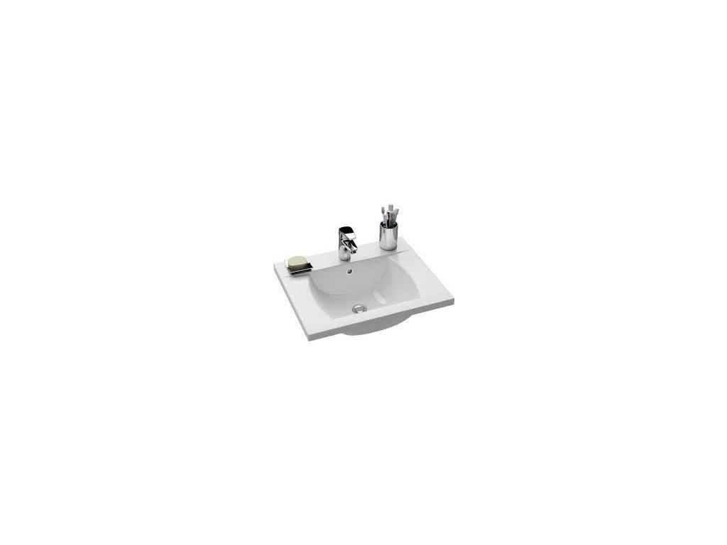 Ravak Classic - 600 - umývadlo 60 x 49 cm