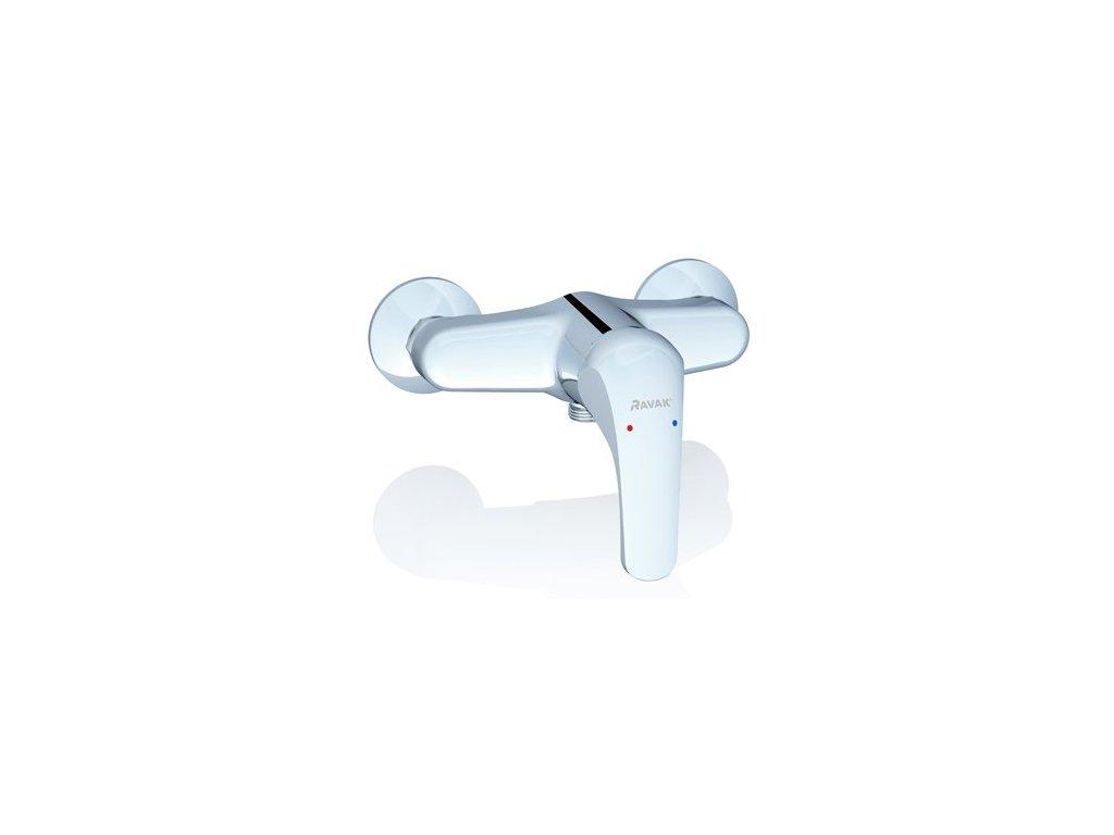 Ravak Rosa - sprchová nástenná batéria 150 mm RS032.00/150