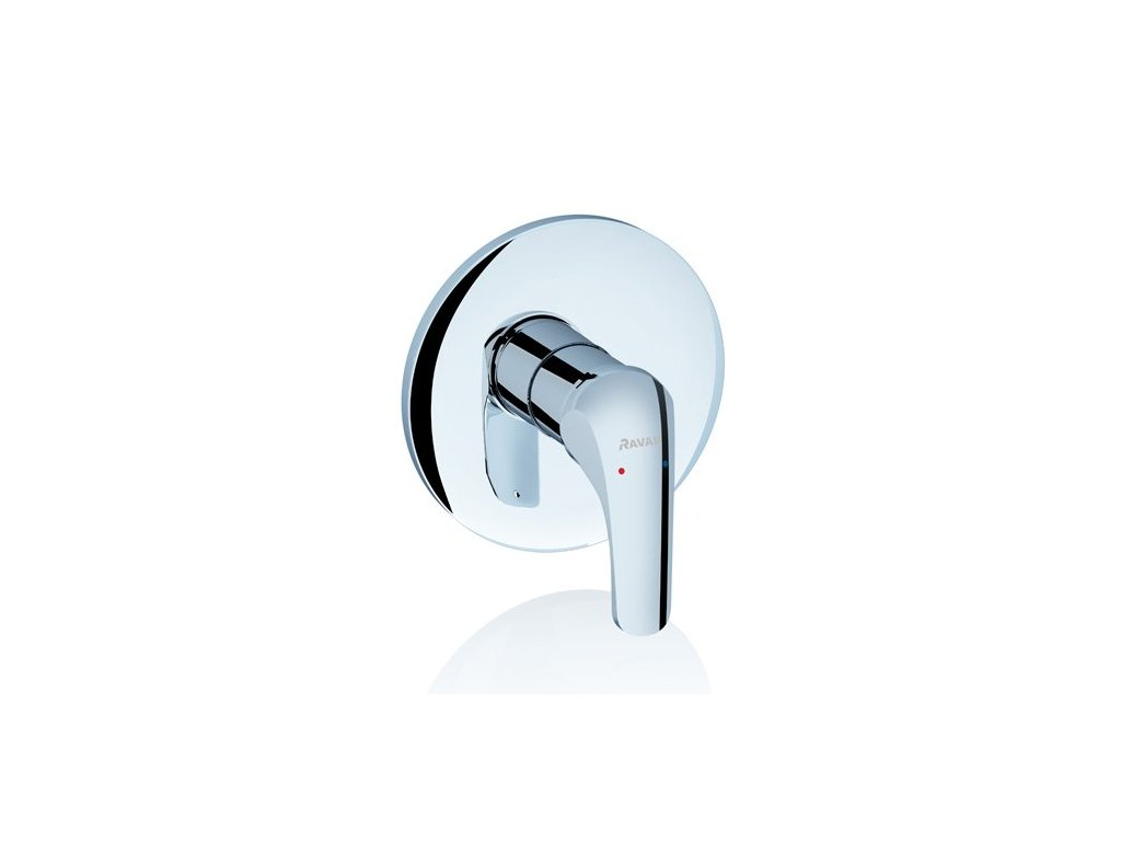 Ravak Rosa - podomietková sprchová batéria RS062.00