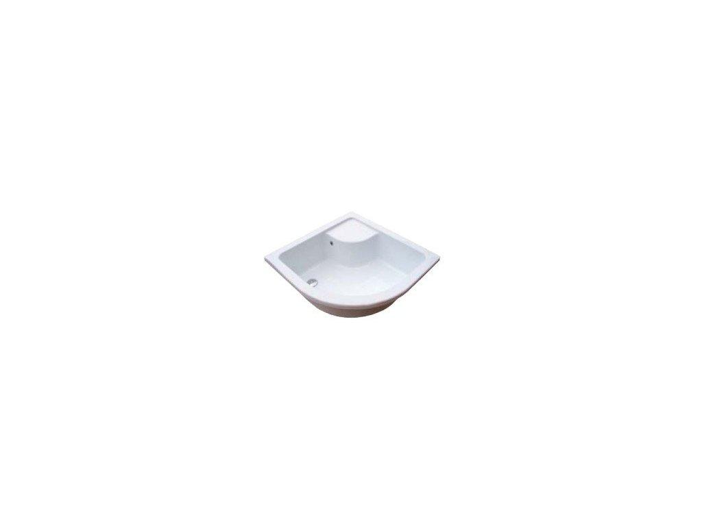 Ravak Sabina LA - sedacia vanička (mini vaňa) 80 x 80 cm