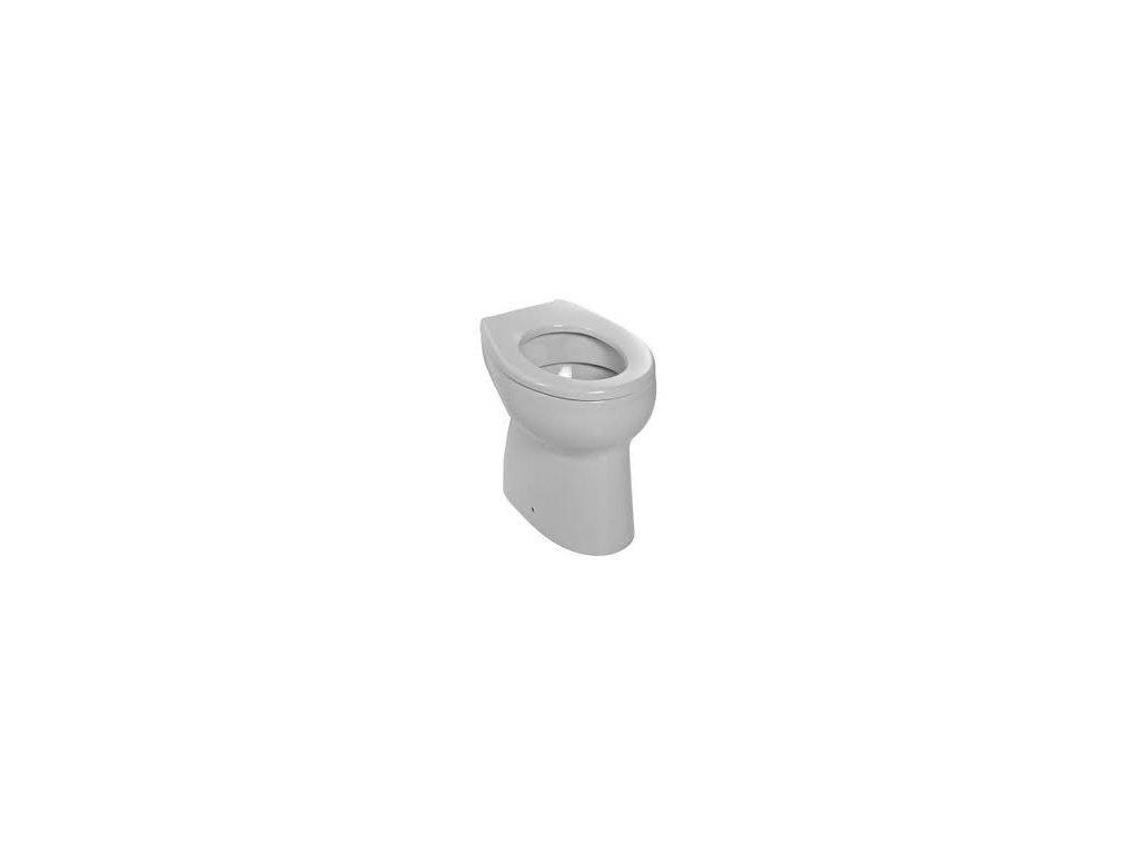Jika BABY detské stojace wc mm s vodorovným odpadom ploché splachovanie vrátane inštalačnej sady bez sedátka kupelnashop.sk