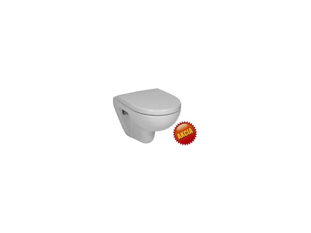 Jika Lyra Plus závesné wc hlboké splachovanie kupelnashop.sk