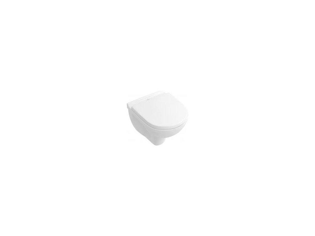Villeroy & Boch O.Novo - závesné WC Compact 36 x 49 cm 56881001