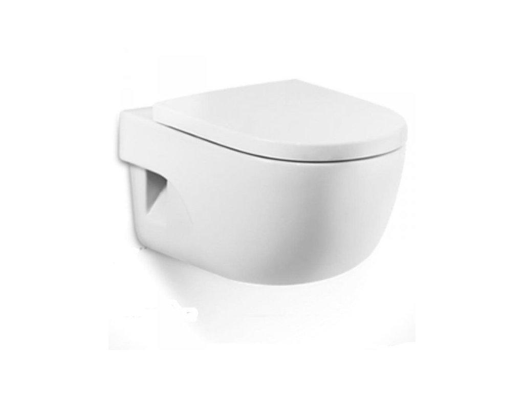 Roca Meridian - závesné WC, hlboké splachovanie 7346247000