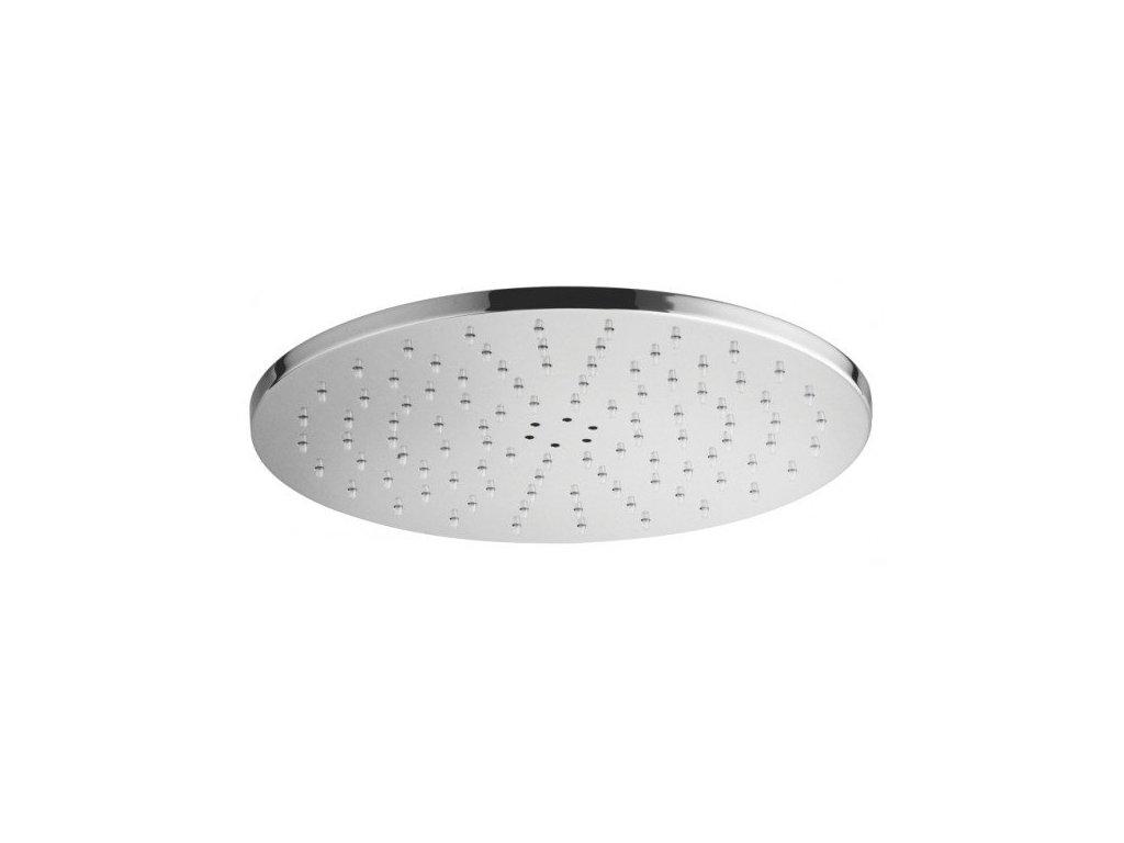 Alpi Idroterapia - kovová obla hlavová sprcha priemer 20cm SF066A