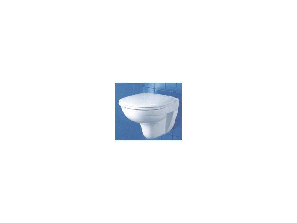 Duravit Dune WC závesná misa 0251090061 kupelnashop.sk