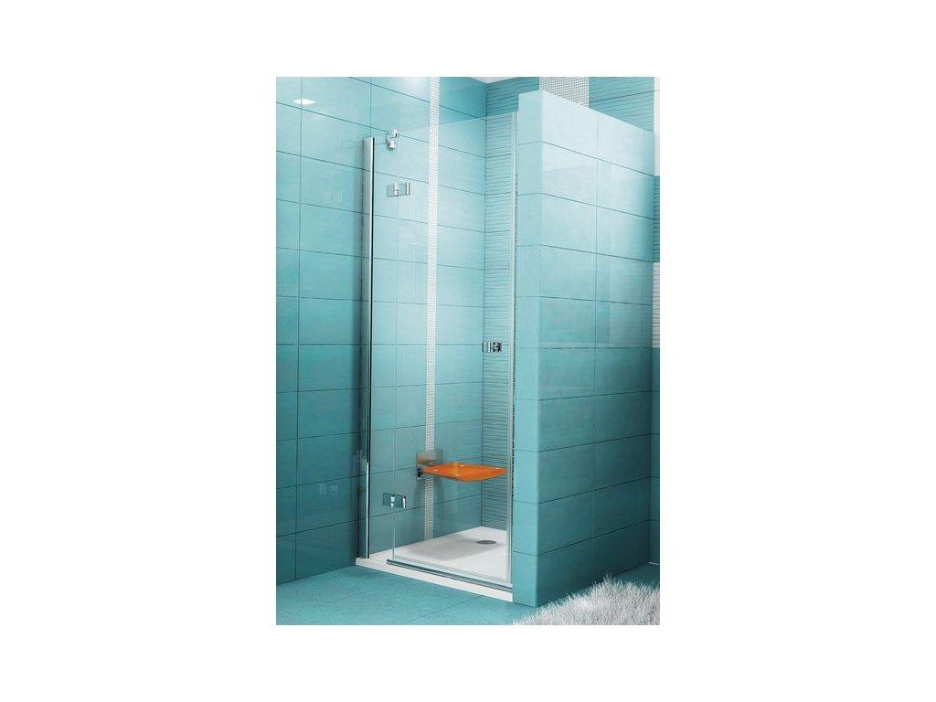 Ravak SmartLine - sprchové dvere 110 cm dvojdielne SMSD2-110
