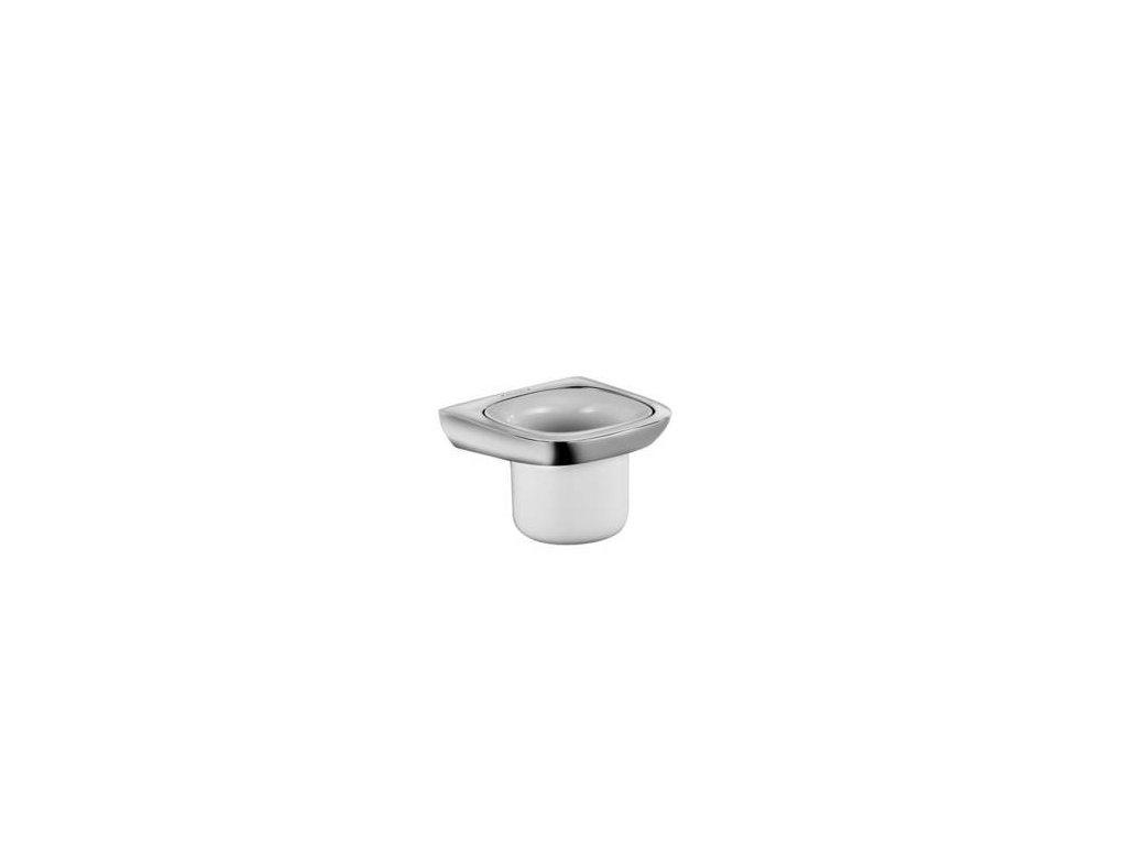 Kludi Amba - držiak pohára z porcelánu / keramiky