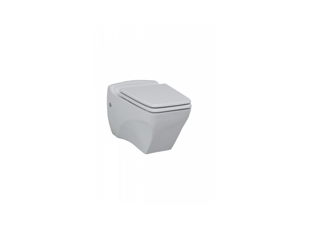 Creavit Bull - závesné WC + bidet 2v1 - BL320
