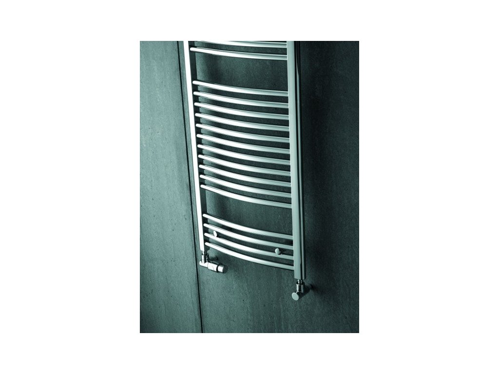 Zehnder Aura - 595 x 775 mm kúpeľňový radiátor PBTCZ-080-060