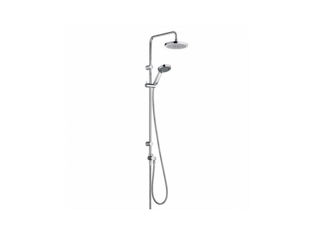 Kludi - duálny sprchový systém DN 15 chróm 6609105-00