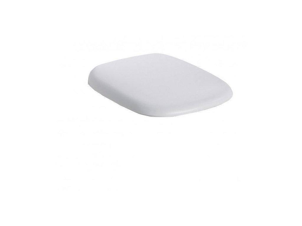 Kolo Style - WC sedadlo z duroplastu, kovové úchyty L20111