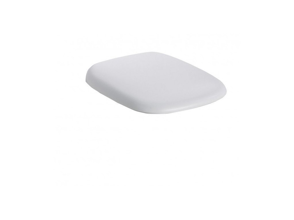 Kolo Style - WC spomaľovacie sedadlo z duroplastu, kovové úchyty L20112