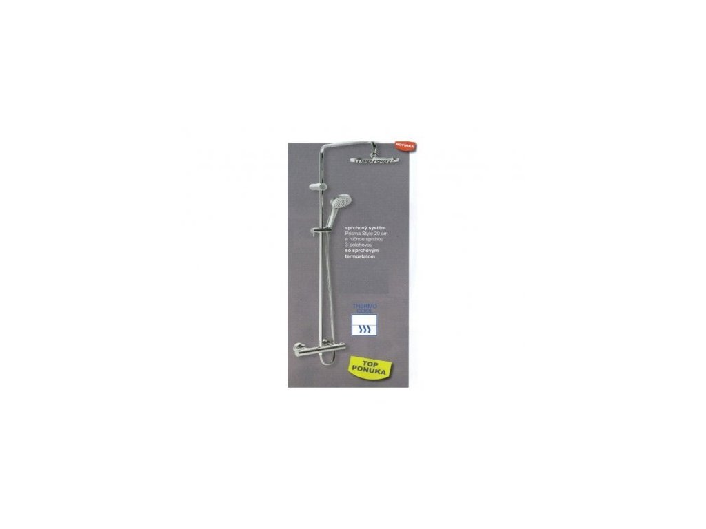 HANSA prisma style sprchový systém 287501