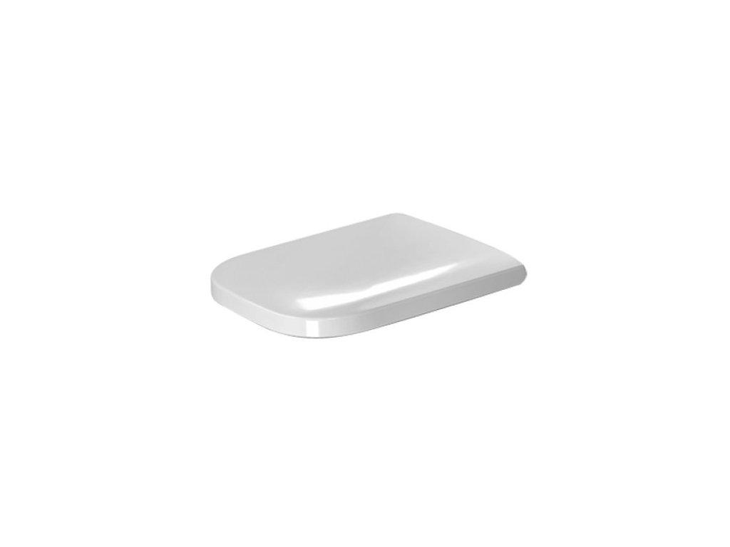 Duravit Happy D.2 - 0064590000 - WC sedadlo SoftClose - spomaľovacie kupelnashop.sk