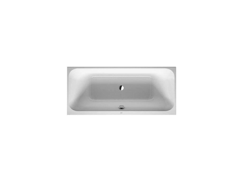 Duravit Happy D.2 - 7003140000 Vaňa 180 x 80 cm kupelnashop.sk