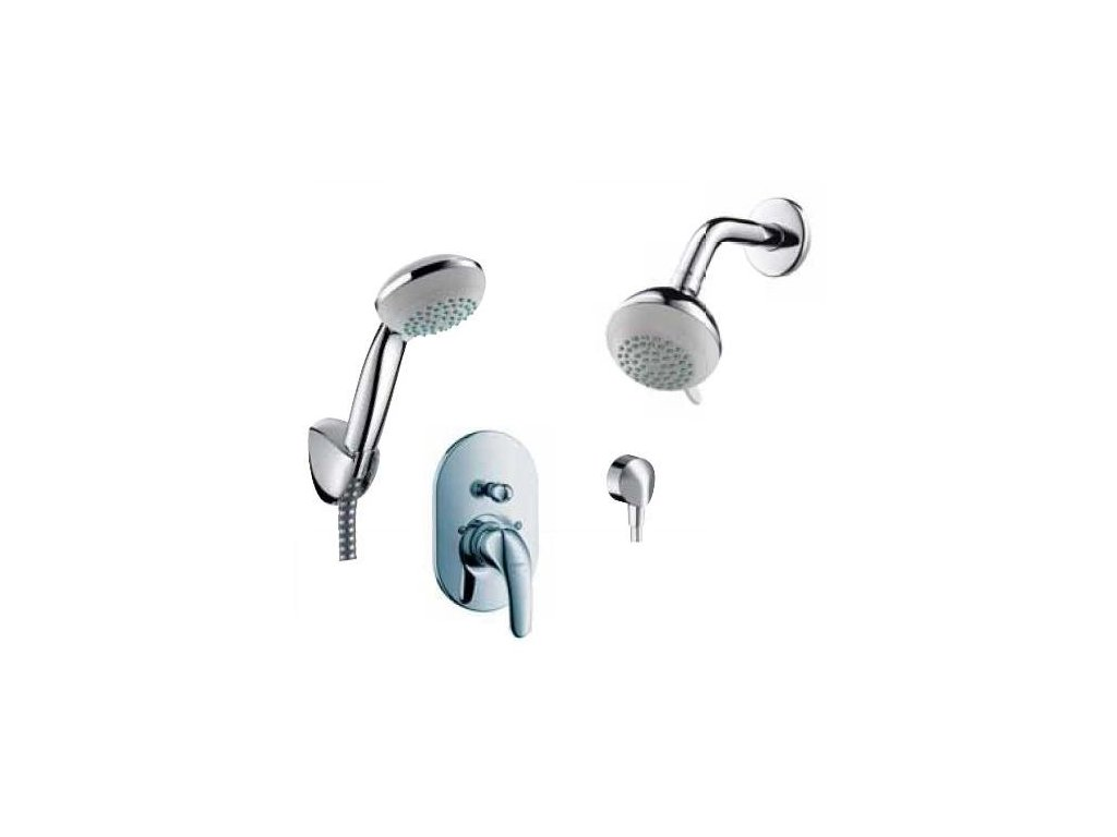 Hansgrohe - sprchový podomietkový systém kupelnashop.sk