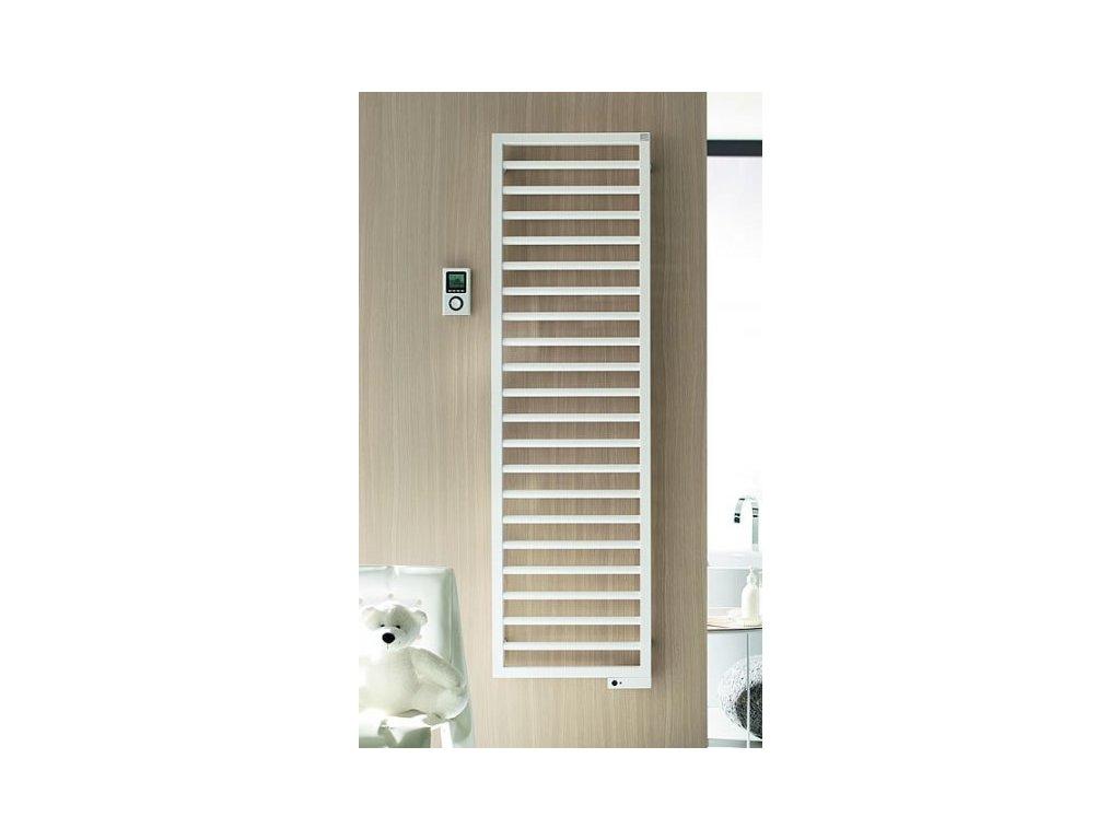Zehnder Subway - rebríkový biely radiátor 1261 x 450 mm SUB130045