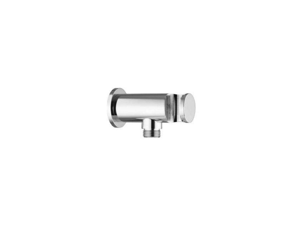 """Alpi držiak sprchy s prívodom vody 1/2"""" -  kovový -  AC163"""
