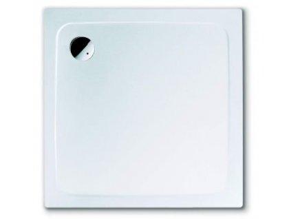 Kaldewei Superplan - Smaltová sprchová vanička 90x90cm, farba biela, 390-1
