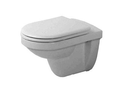Duravit Happy D. závesné WC,hlboké splachovanie 36x54 cm 017109 kupelnashop.sk