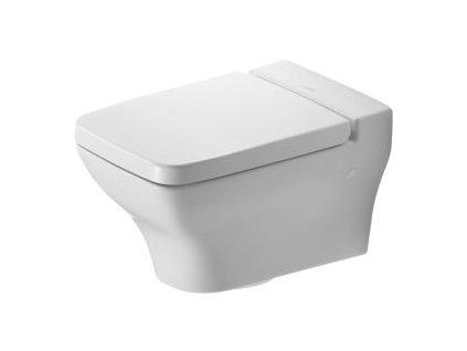 Duravit Pura Vida závesné WC, hlboké splachovanie, 36x54,5 cm 22190900 kupelnashop.sk