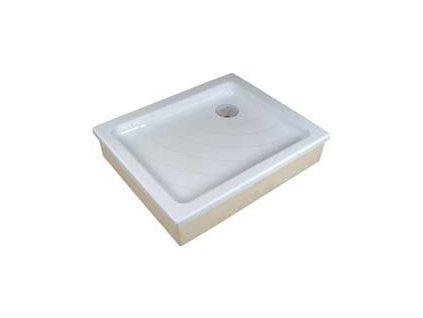 Ravak Aneta EX 75x90 rohová akrylátová vanička