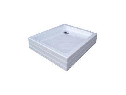 Ravak Aneta PU 75x90 rohová akrylátová vanička