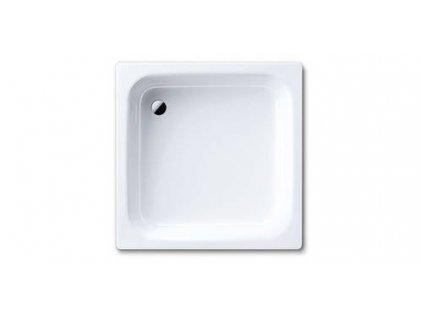Kaldewei Sanidusch 140 - smaltová sprchová vanička 75x90cm, 549