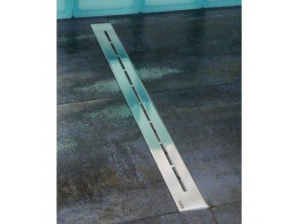 Ravak Runway - sprchový podlahový žľab 85 cm