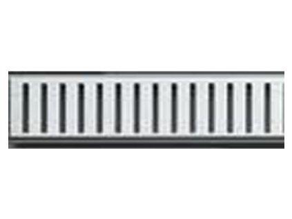 Alcaplast Pure - mriežka 95cm k podľahovému žľabu 100 cm, PURE 950