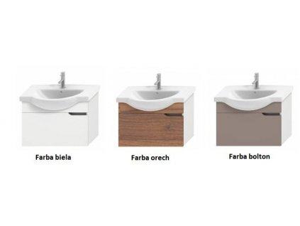 Jika Mio New umývadlová skrinka pre nábytkové umývadlo s zásuvkou kupelnashop.sk